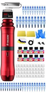 Abacus tattoo pen kit