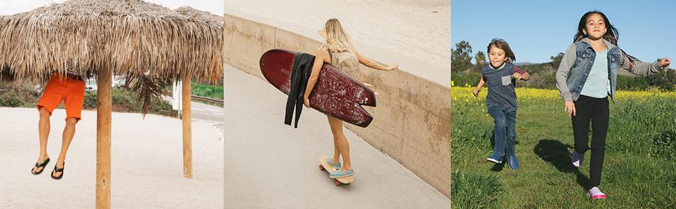 Surf, Sandals, Shoes, Fun