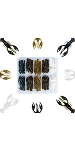 ned rig craw bait finesse fishing