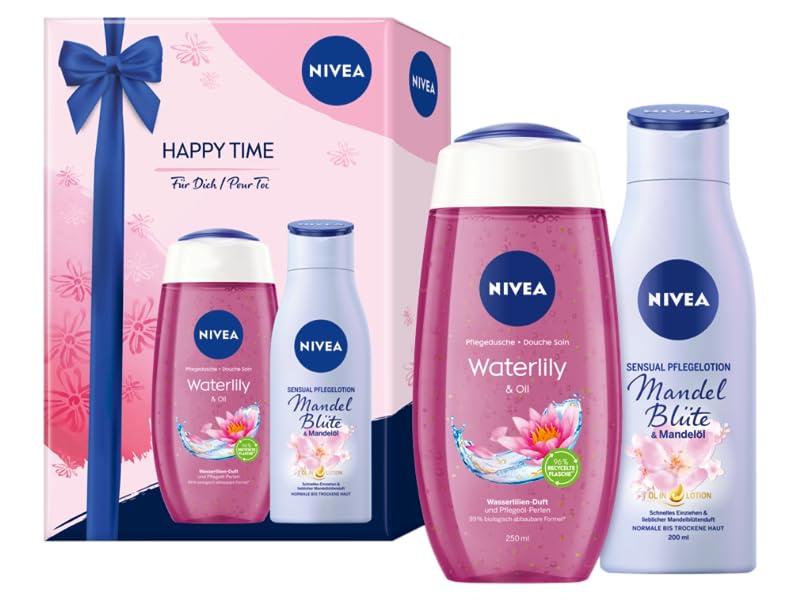 NIVEA Happy Time Geschenkset