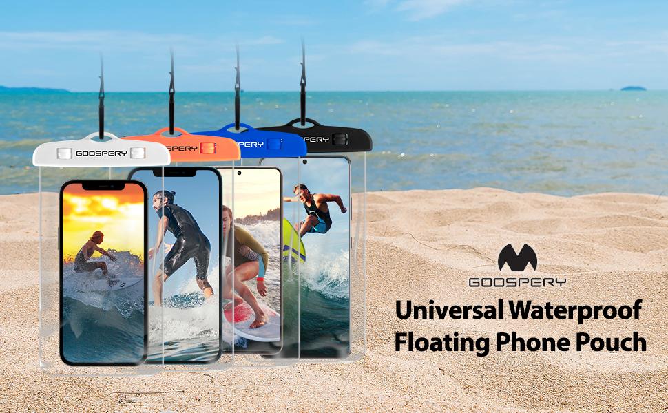 Goospery Universal Waterproof Floating Phone Pouch