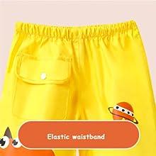 pantalon impermeable niño 2 años