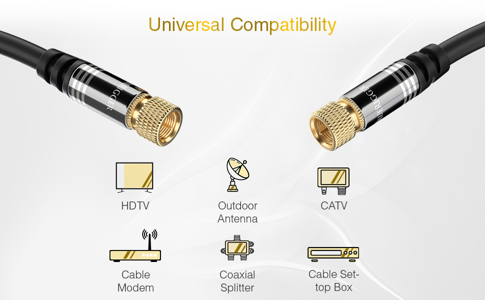 premium coaxial cable