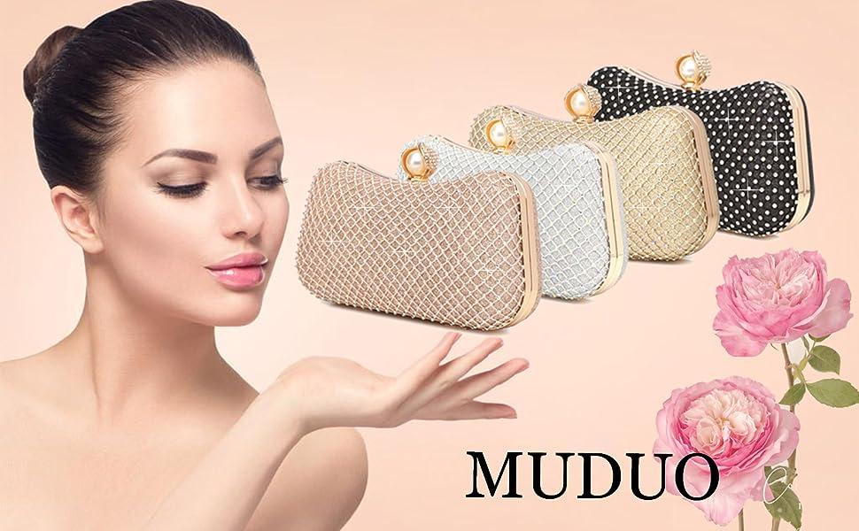 MUDUO CLUTCH BAG
