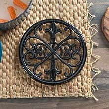 oven, iron trivet, woven trivets, coasters for pots, trivet tile