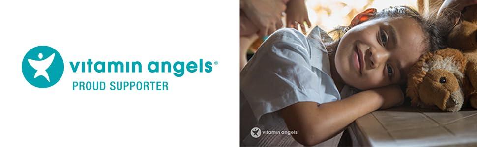 Vitamin Angels banner