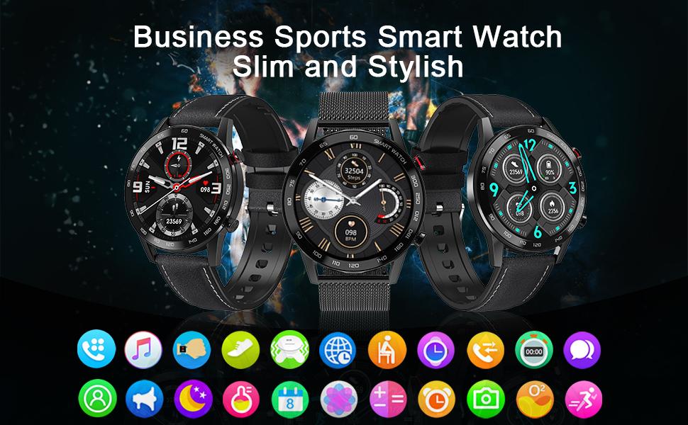 Business Sports Smart Watch