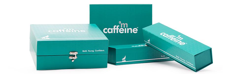 mCaffeine Mild Brew - Latte Gift Kit