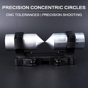 0 moa precision shooting