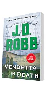 Vendetta in Death J.D. Robb Forgotten in Death