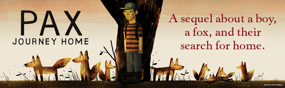 Pax, sequel about a boy, a fox and their search for home