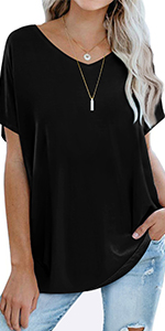 Oversized t shirts for women