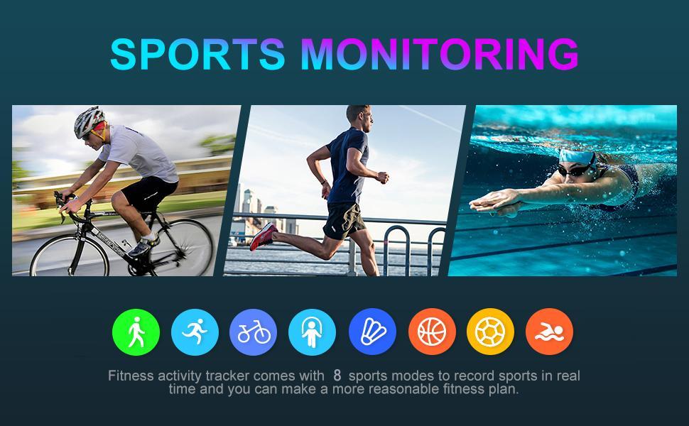 sports monitoring