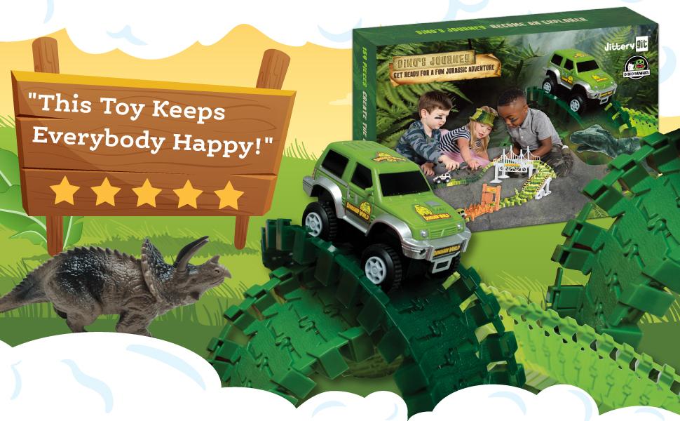 dinosaur train race cars games boy toys age 3 4 5 6 boys toys age 4 race tracks for boys train toys