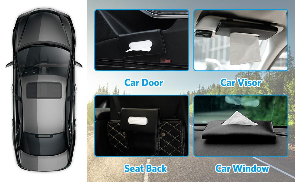 Car Napkin Case