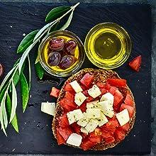 olive oil vinegar tomato vinegar soya
