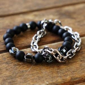 JBANS bracelet layered