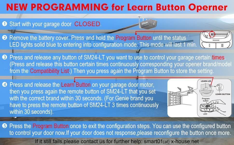 new programming