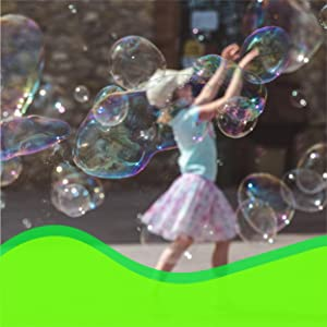 create giant bubbles