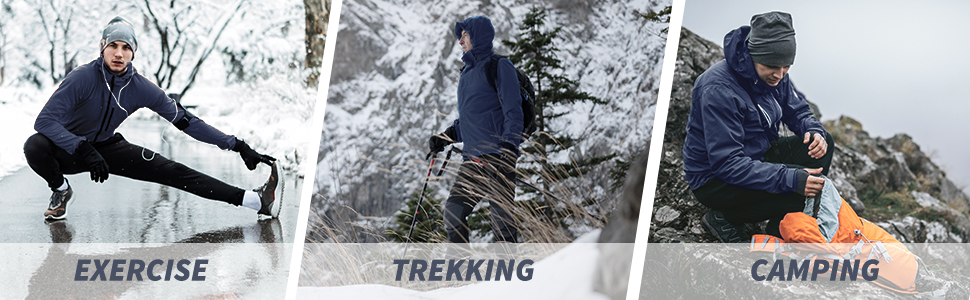 softshell jacket suitable for hiking trekking camping exercise outdoor