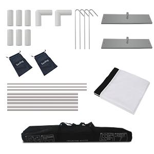 100 inch Parts List