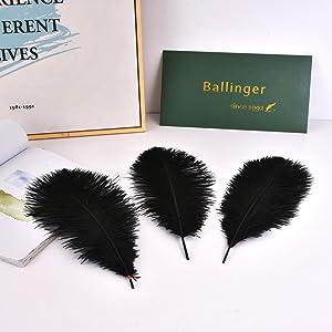 Ballinger Ostrich Feathers for Wedding Party Centerpieces,Flower Arrangement and Home Decoration