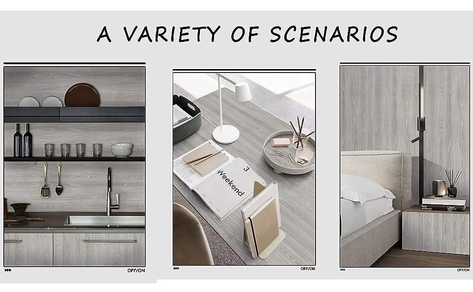 Scenarios Display