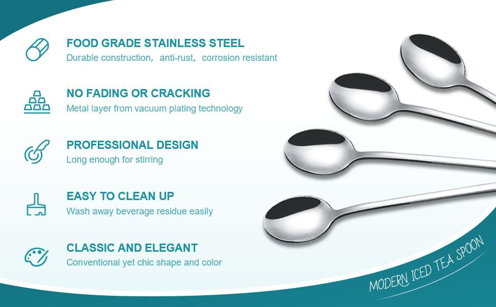 ice tea spoons