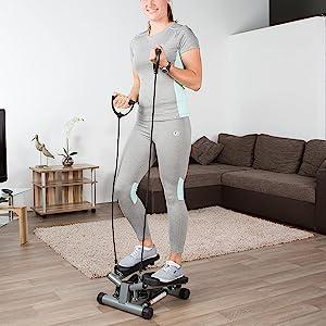 stepper workout