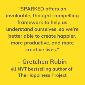 Gretchen Rubin, Sparked, Happiness Project, New York Times