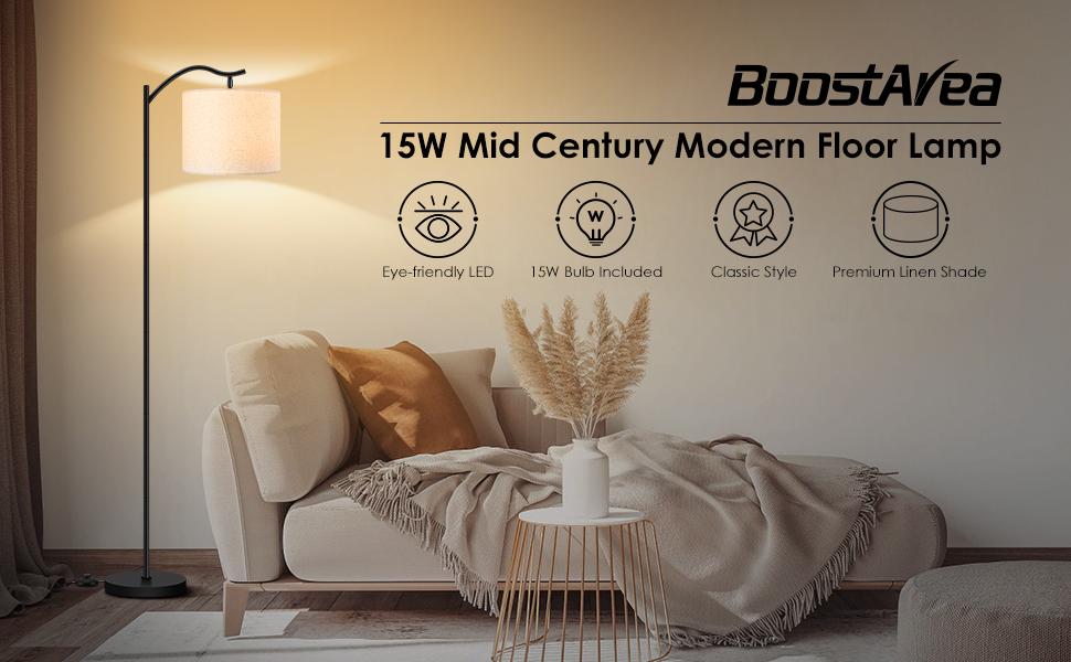 BoostArea floor lamp