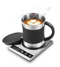 COSORI Coffee Mug Warmer amp; Mug Set