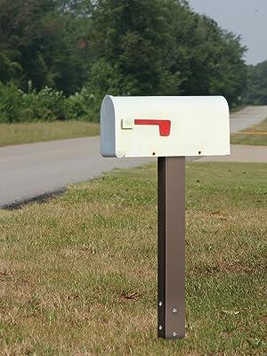 mailbox stand