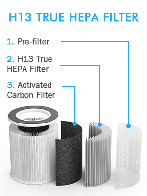 air purifiers for allergies and pets large room