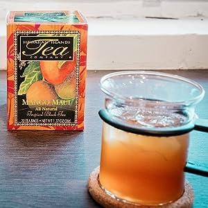 Hawaiian Island Tea - Mango Maui