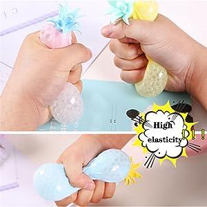 1.High elasticity Not easy to burst