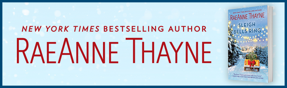 #1 New York Times Bestselling author RaeAnne Thayne