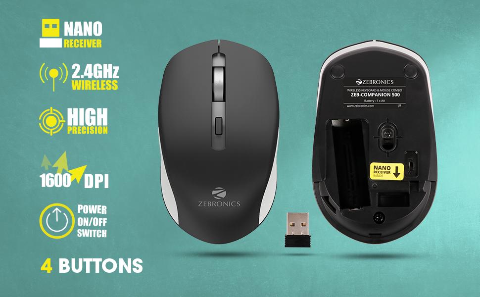 keyboard, mouse, zebronics mouse