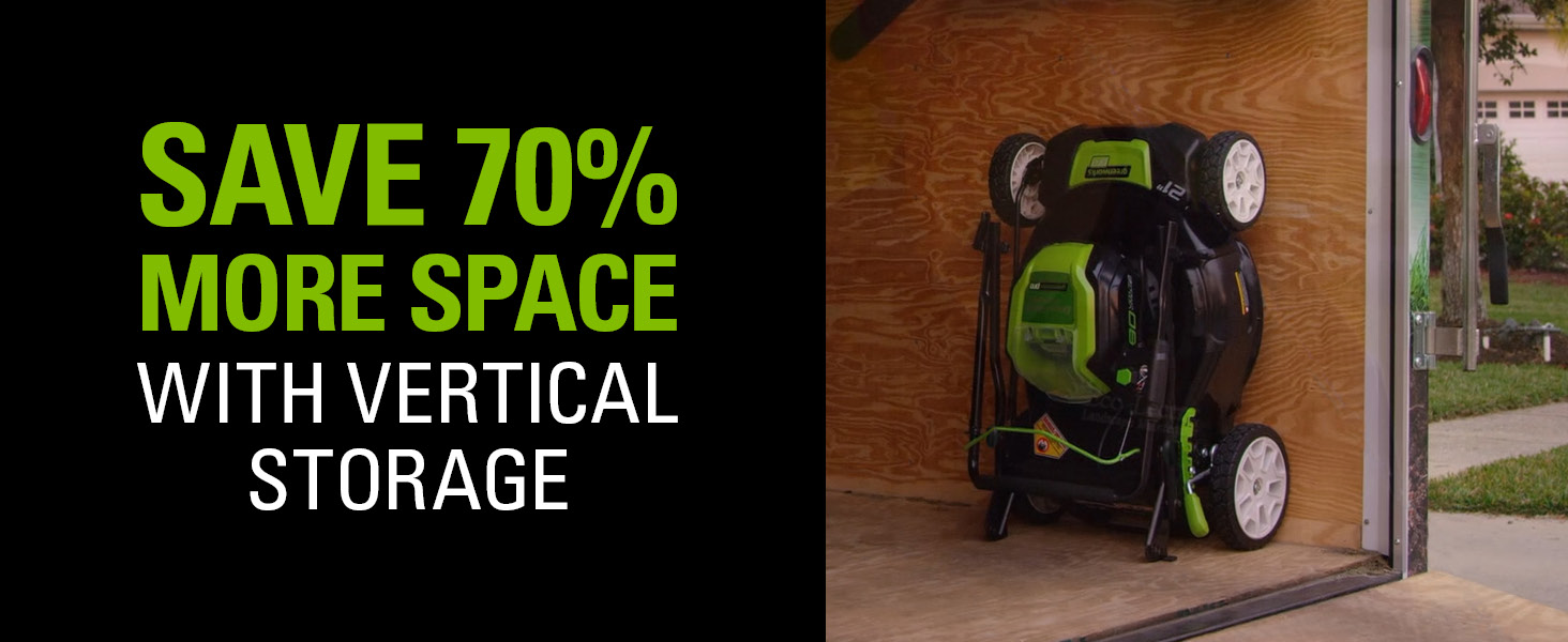 Save 70% More Space