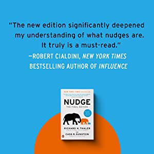 The new edition significantly deepened my understanding of what nudges are. It truly is a must-read