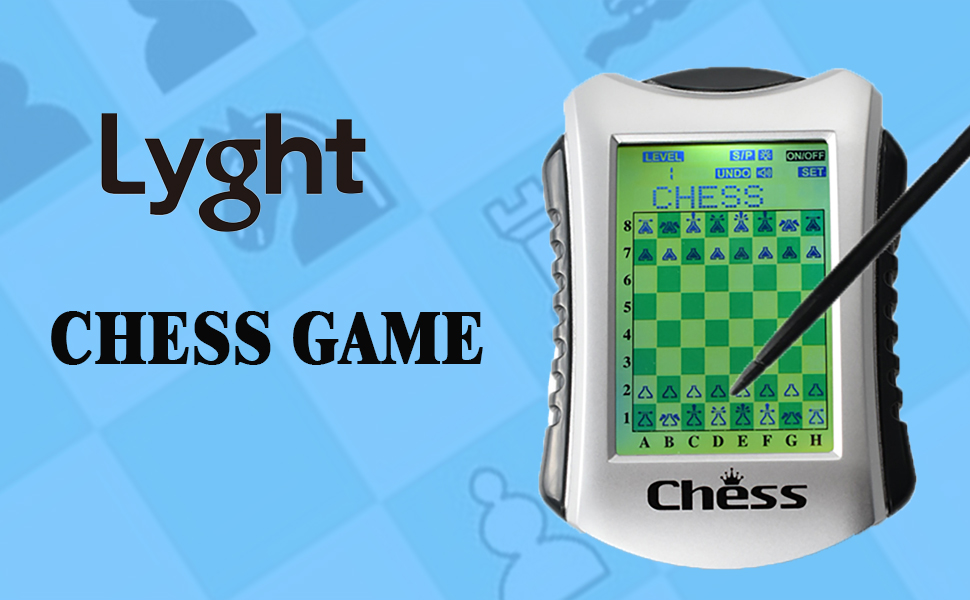 lyght chess g860