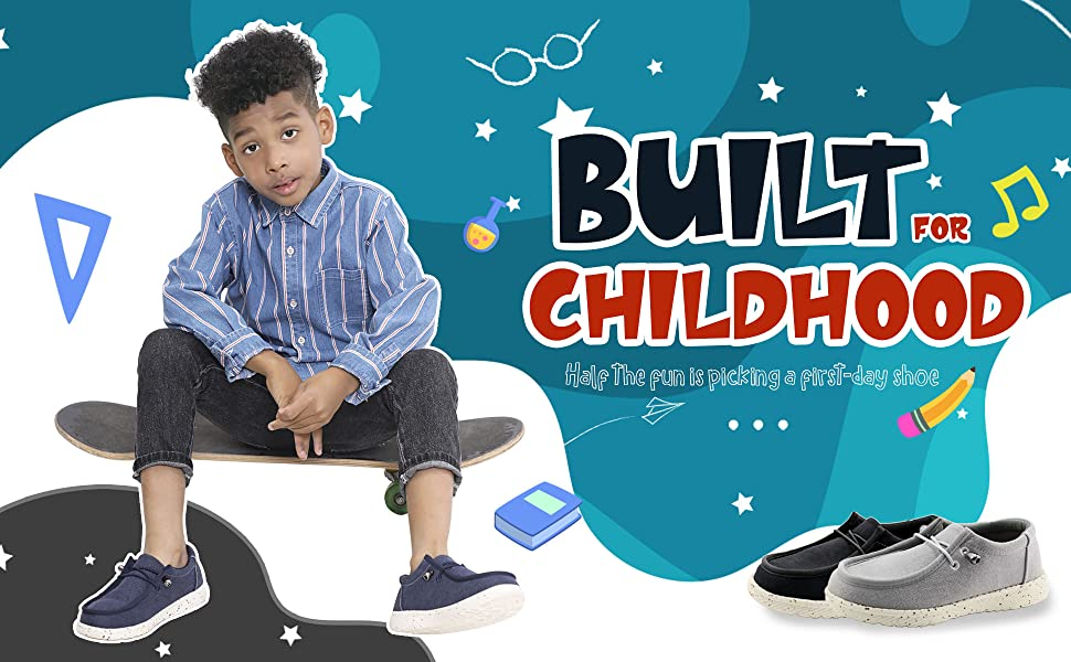 Built for childhood