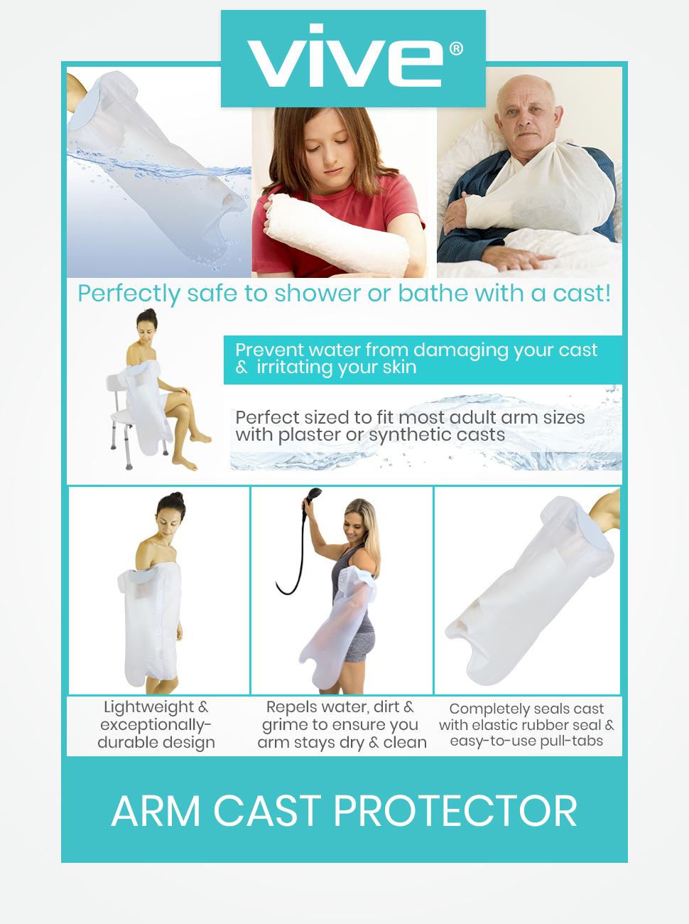 Arm Cast Protector