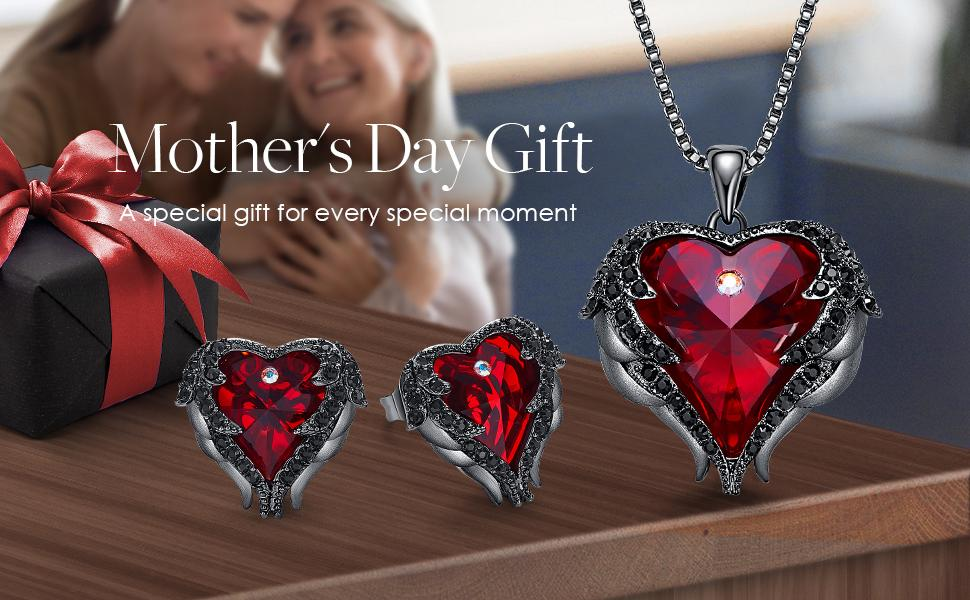 jewelry for mom from son mom gifts for women gifts for moms jewelry sets for mom