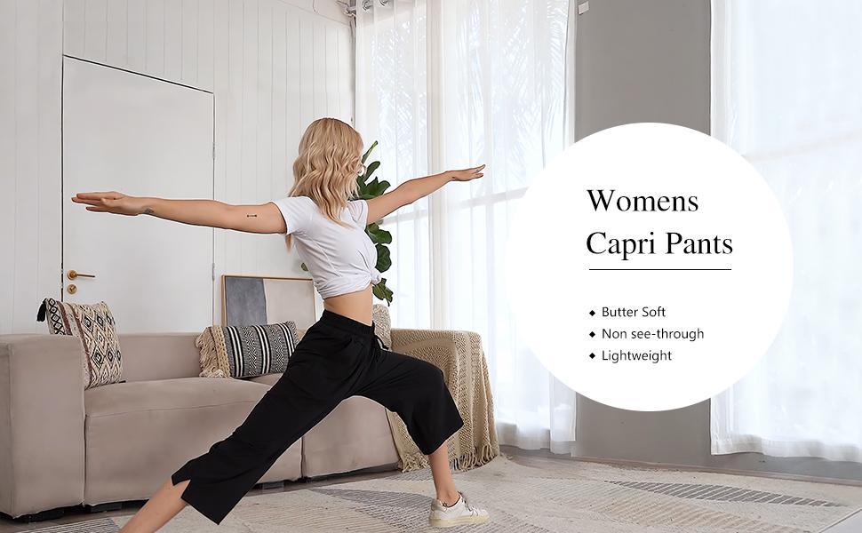 womens capris