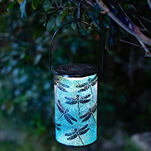 beautiful solar lantern