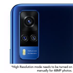 48MP AI Triple Rear Camera