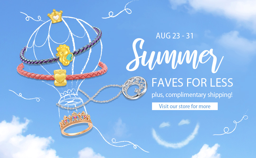 Summer Faves for Less