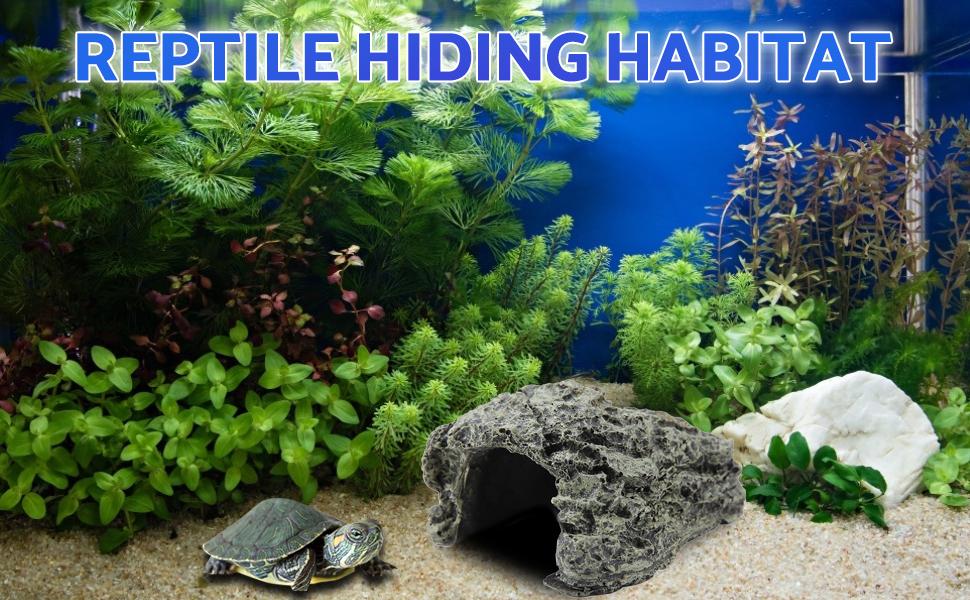 Reptile Hiding Habitat