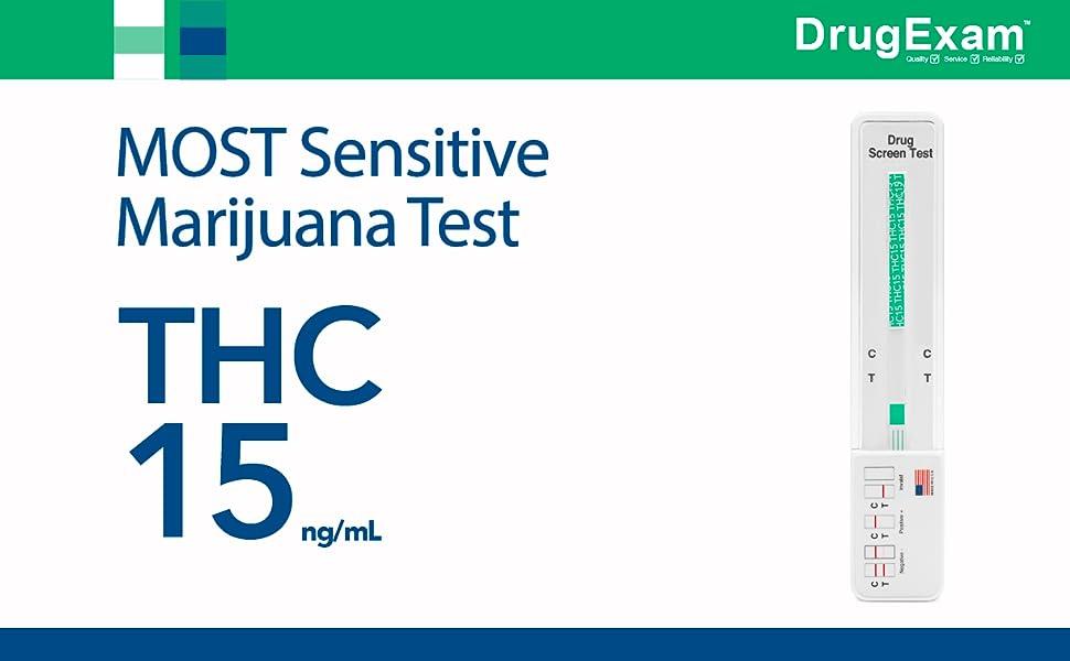 THC 15 ng/ml DrugExam